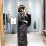 深圳设计师品牌素芯大码女装 品牌女装走份批发实体店一手货源供应