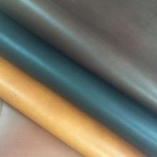 彩色植鞣革透染油蜡头层厚牛皮 树膏皮 皮带腰带皮革大量现货批发
