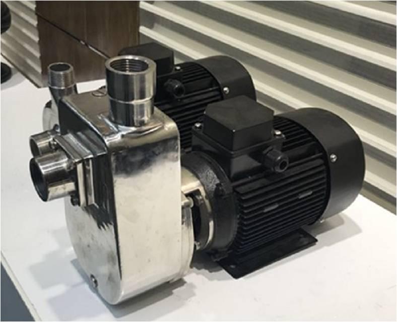耐腐蚀自吸水泵 不锈钢防爆自吸泵 卧式离心泵 不锈钢自吸排污泵