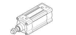DSBC-32-20-PPSA-N3    DSBC系列标准气缸德国费斯托FESTO