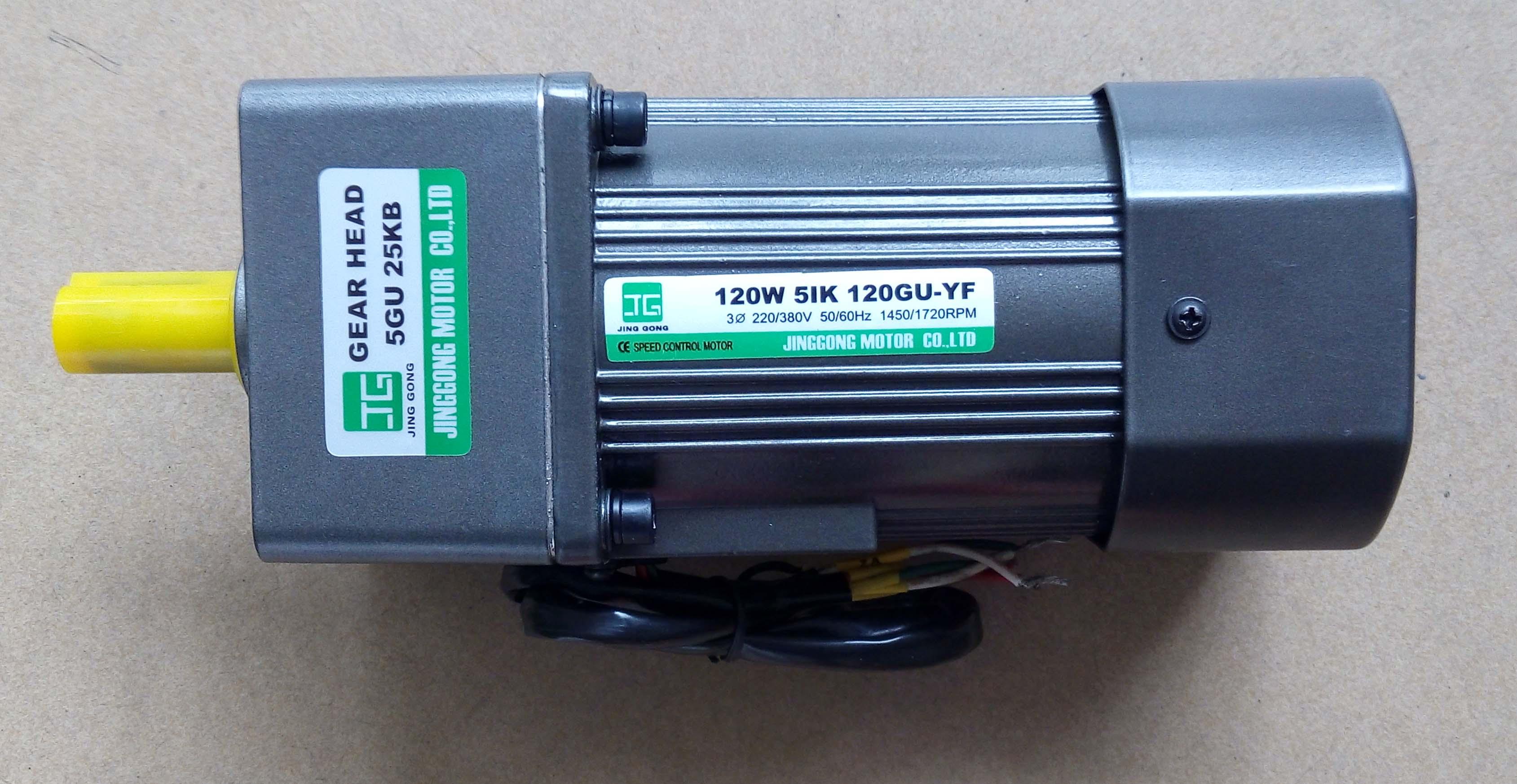 供应精工120W三相减速电机5IK120GU-YF/5GU50K 精工JG120W三相减速电机