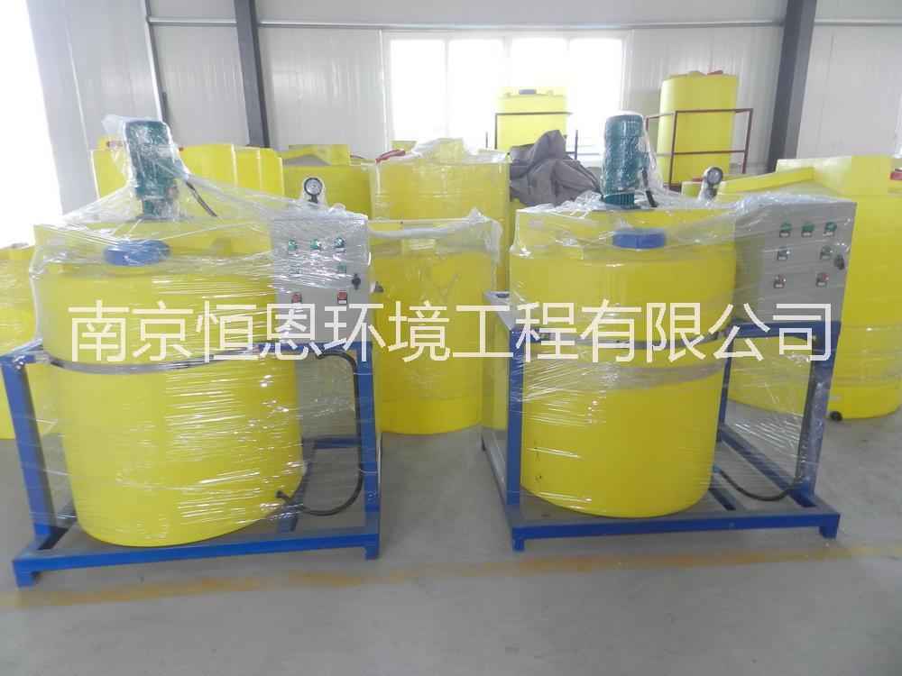 供应自动加药装置南京恒恩环境工程厂家直销 自动加药装置直销