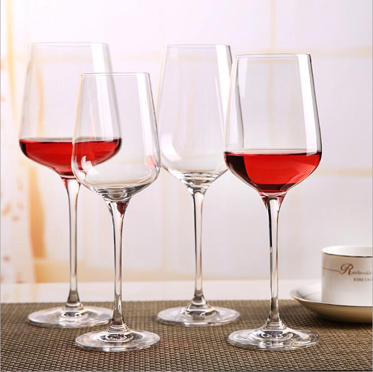 高端玻璃红酒杯_玻璃红酒杯价格_玻璃红酒杯定制批发可印logo