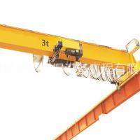 上海单梁桥式起重机3吨行车行吊环链电动葫芦厂家定做