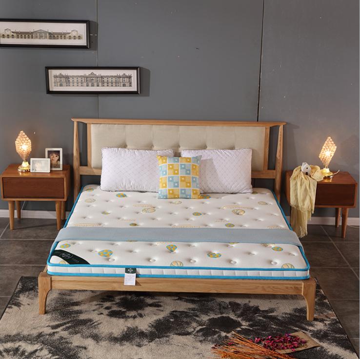 厂家直销进口乳胶床垫席梦思 3D弹簧床垫棕垫小足球软硬定制北欧,床垫厂家直销