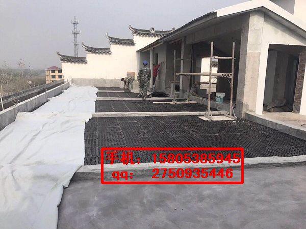 合肥车库种植排水板【20高】蓄排水板