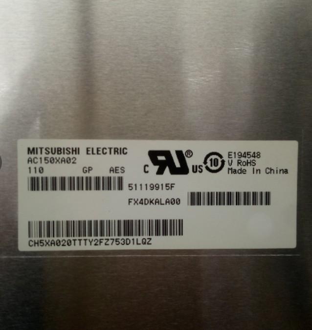 AC150XA02 三菱LED 15寸 工控液晶屏