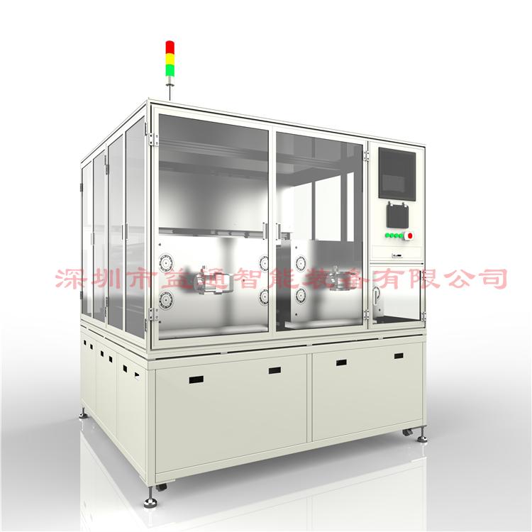 消费类软包锂电芯热压化成测试设备手动卧式PIEF电性能检测设备