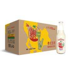 大马邦300ml瓶装泰式豆奶,植物蛋白饮料厂家招商代理批发