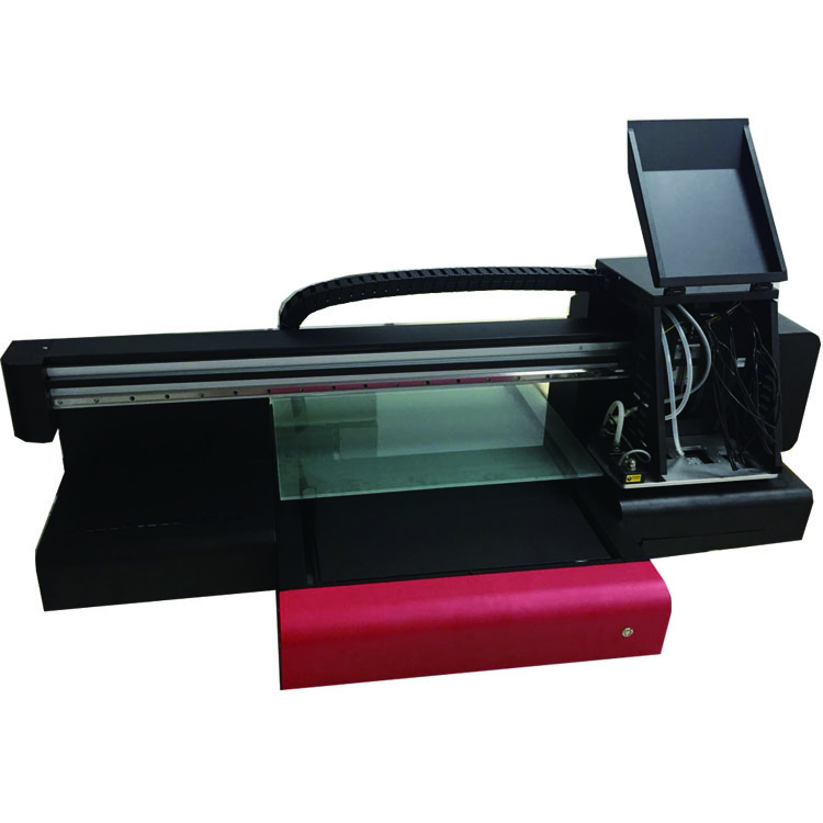 爱普生6040小型UV打印机 手机壳3D浮雕打印机 UV喷绘打印机 数码彩色喷绘机