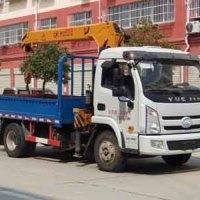 起重运输车报价 CLW5080JSQSH5型随车起重运输车 起重运输车用途  起重运输车厂家哪家好