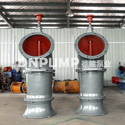 干式电机600ZLB轴流泵安装形