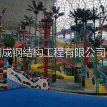 装饰异形空间网架结构造型工程,免费测量设计,广东网架基地