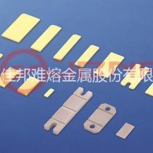 光电或激光用热沉电子封装热沉片 钼铜热沉 钼铜热沉片图片