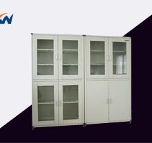 广州科玮实验柜 铝木器皿柜 实验室家具