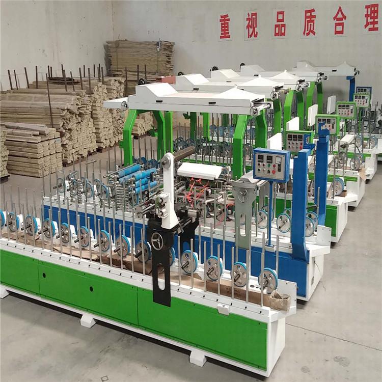 济南铝材包覆机   厂家直销可根据客户需求定制