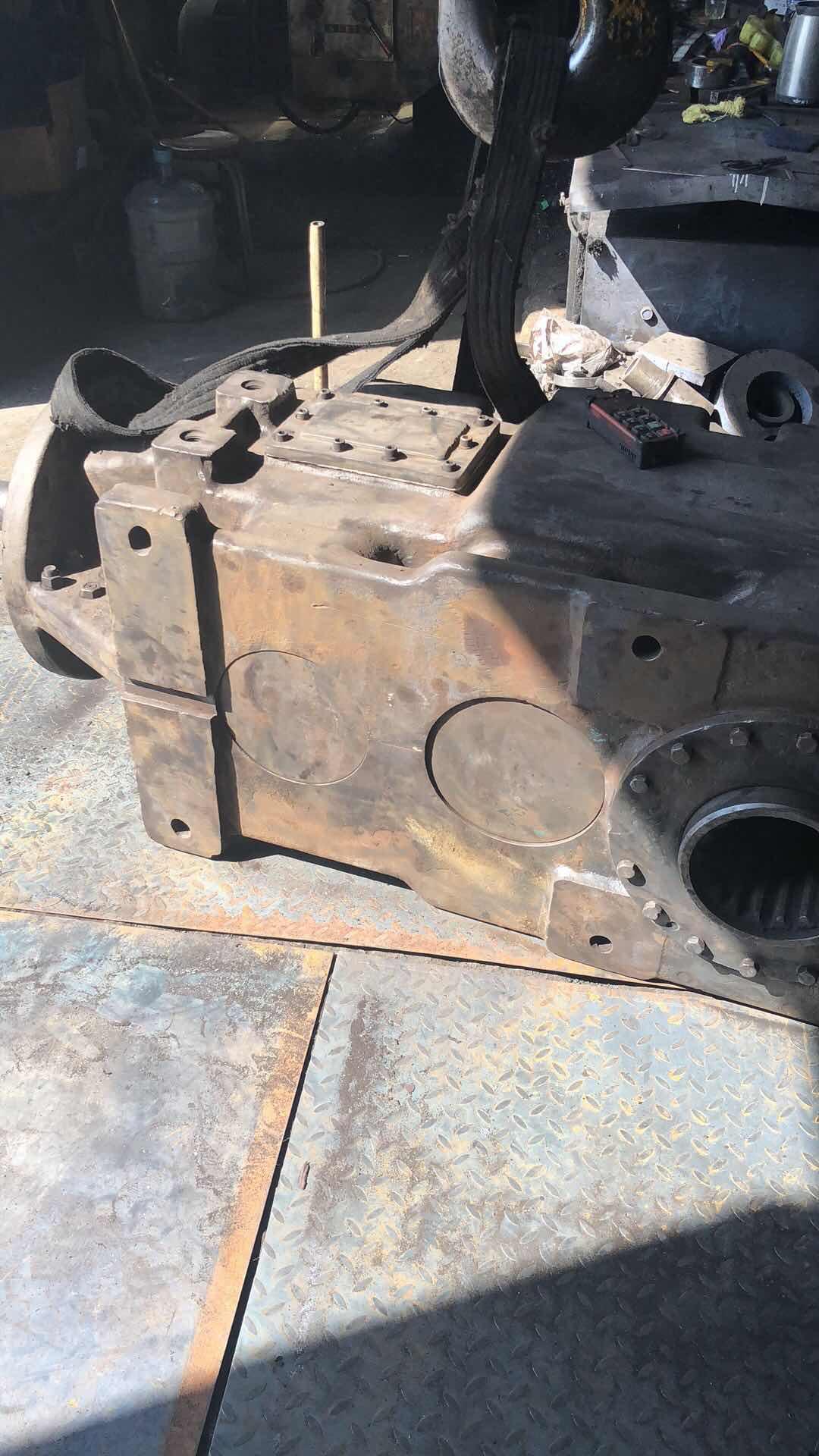 唐诚公司减速器的修理