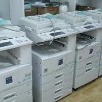 回收复印机
