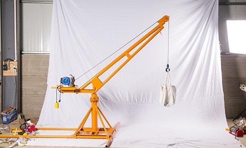 河北1000公斤室外吊运机建筑小吊机批发
