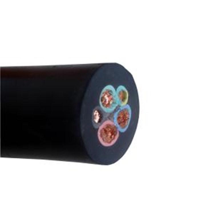 YZ橡套电缆三芯 金环宇电线电缆YZ3*2.5平方橡胶电缆全铜国标三芯橡皮线空调电源线