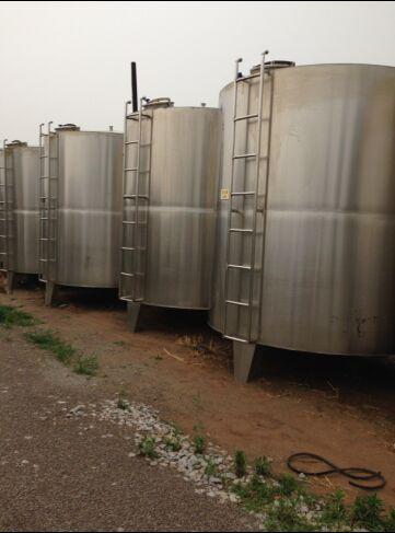 二手不锈钢储蓄罐 二手不锈钢储存罐 供应5吨二手不锈钢储存罐