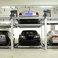 立体车库 机械式停车场设备