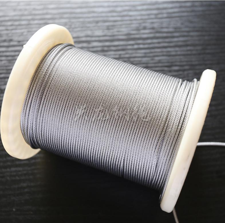 不锈钢丝绳厂家直销 江苏不锈钢丝绳 不锈钢丝绳用途
