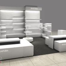 商场展示柜提高营销效益的几种手段图片