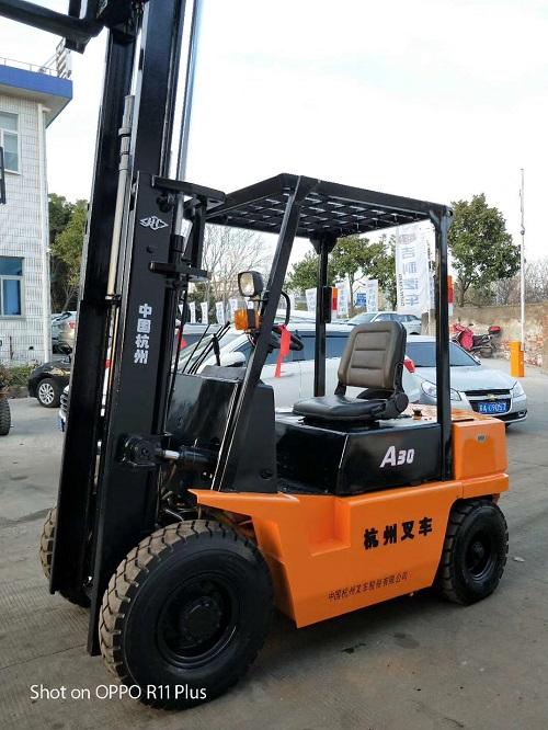 厂家转让杭州3吨叉车低价销售杭州叉车