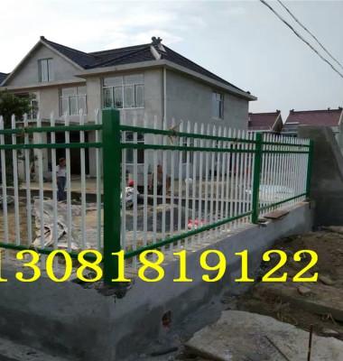 锌钢围墙护栏图片/锌钢围墙护栏样板图 (1)