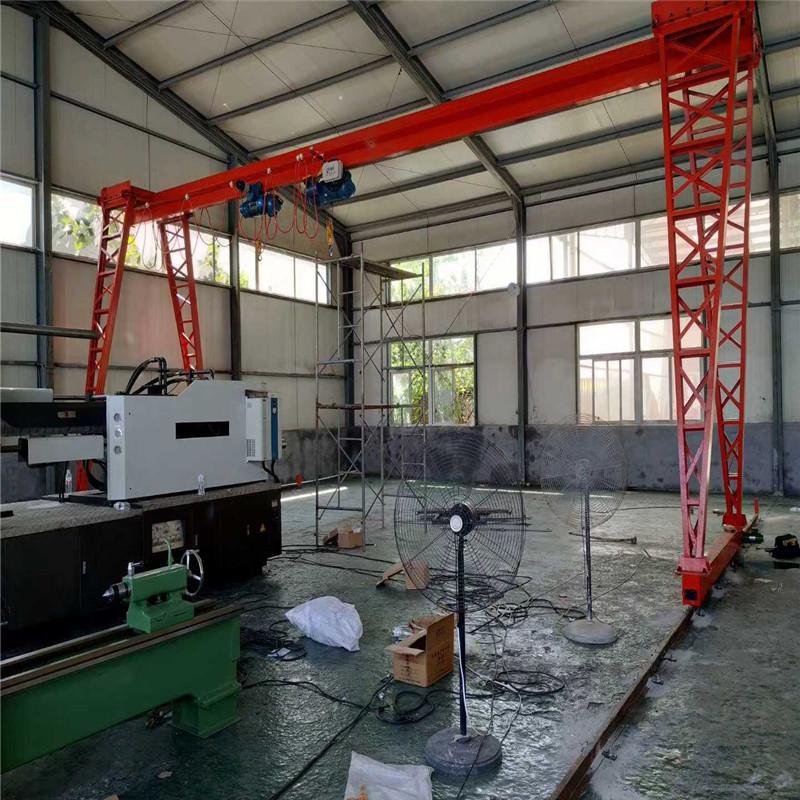 电动葫芦门式起重机价格 门式起重机5吨山东产 门式起重机16吨河北直销