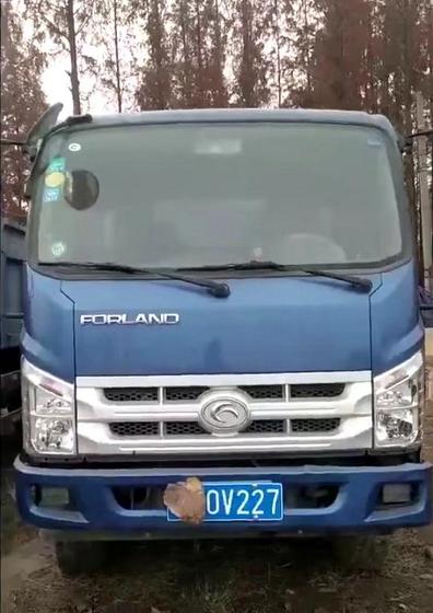 江苏二手物流设备 江苏二手货车价目表 一七年时代金刚738