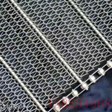 果蔬清洗网带放生锈耐磨不锈钢喷蛋机网带金属网链厂价销售图片