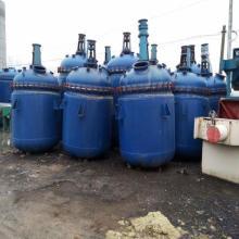 反应设备 二手反应釜生产厂家 二手搪瓷反应釜价格 出售反应设备批发