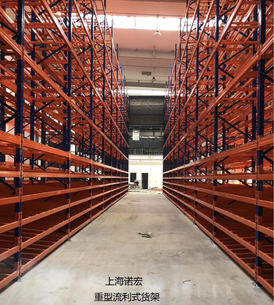 第三方物流仓库货架供应商-上海诺宏