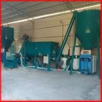 干粉生产线 干粉砂浆生产线 全自动干粉生产线 宏进厂家直销 价格实惠
