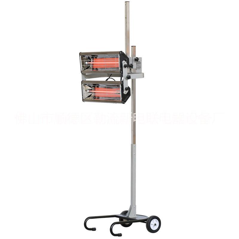 2灯红外线烤漆机价格 红外线烤漆机多少钱 红外线烤灯哪里有卖