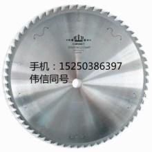 供应CORONET皇冠铝切机刀片 切铝合金圆锯片 455Q切铝机锯片 硬质合金锯片图片