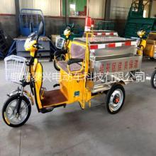 新款促销 不锈钢电动保洁车运输车环卫车电瓶搬运车电动车配件图片