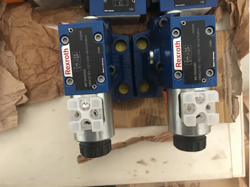 力士乐叠加式溢流阀  溢流阀DBW10B1-5X/20