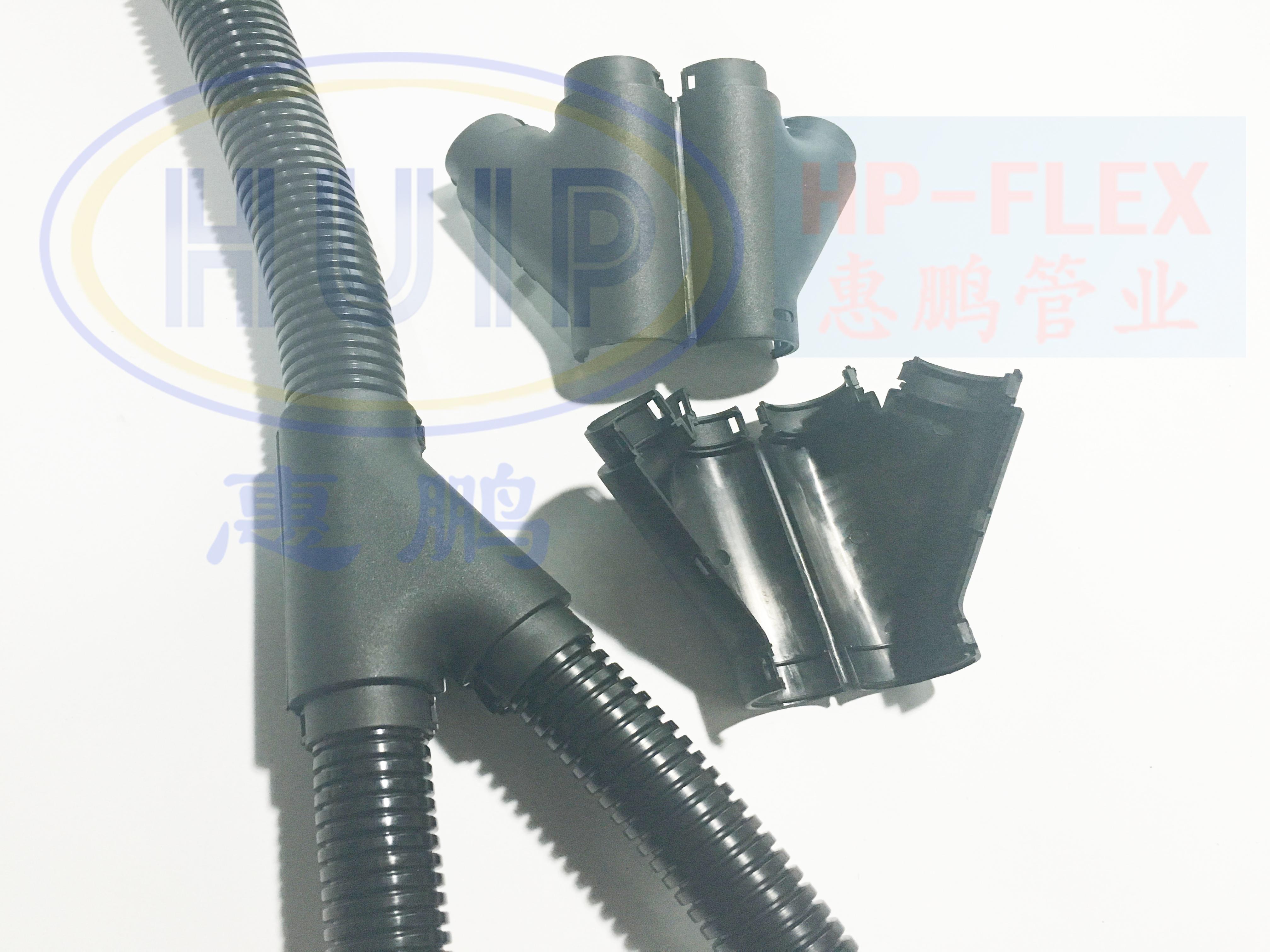 厂家直销SVY三通接头SVY21-13-13  直插式   分流系统