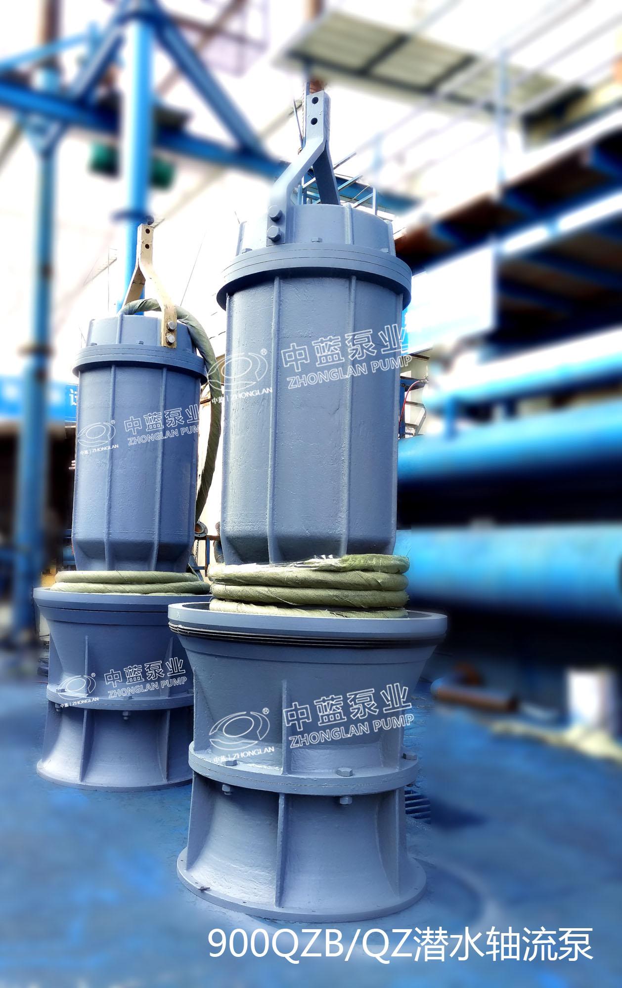 大水量高扬程潜水泵性能
