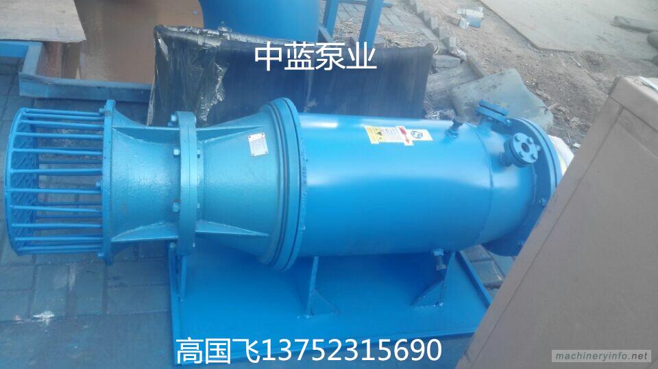 天津350QZB雪橇式潜水泵