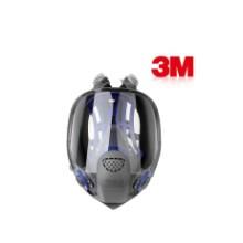 3MFF-402硅胶防毒全面具FF-402防毒面具批发FF-402防毒面罩3MFF-402图片