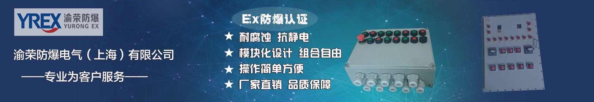 渝荣防爆电器(上海)有限公司市场部