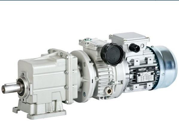 斜齿轮减速机CMG002