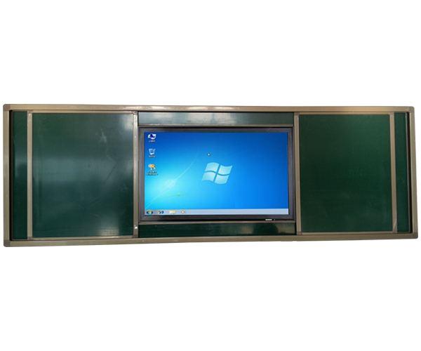 磁性推拉黑板 绿色环保推拉黑板