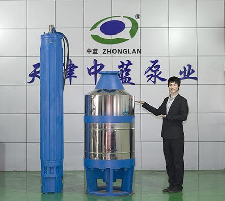 天津矿用潜水泵厂家 耐磨矿用潜水泵