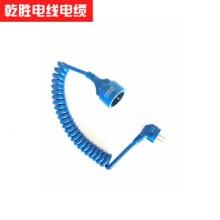 加工定制新能源UP弹簧充电线 新能源汽车弹簧线批发