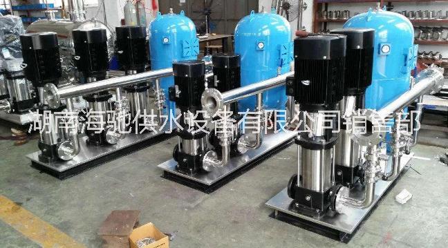 新疆二次供水设备改造 _安装_价格_湖南海驰专业服务